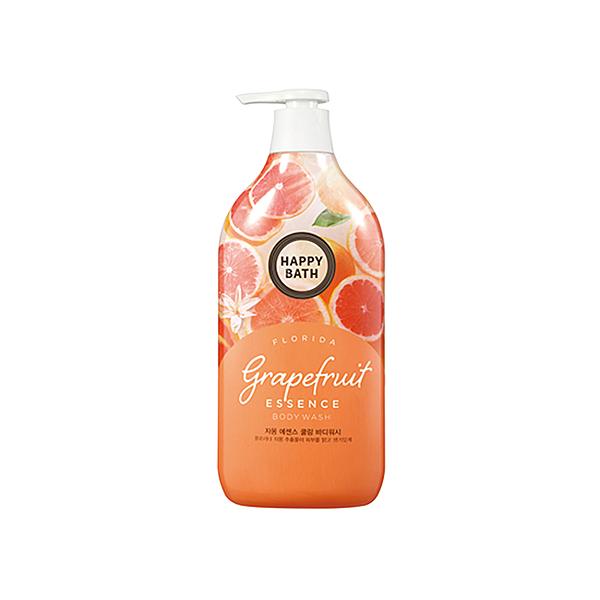 Happy Bath 香氛沐浴乳 #禁果葡萄柚Grapefruit 900ml