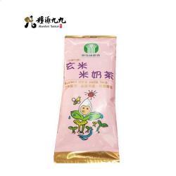 【草屯鎮農會】玄米米奶茶45公克/包