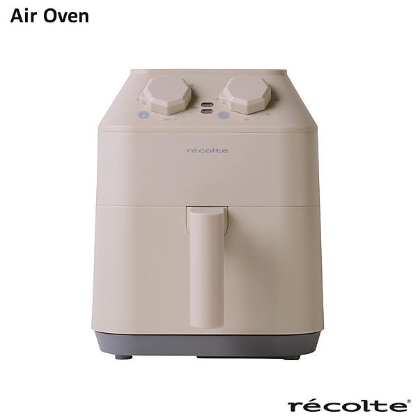 【年前到貨】*recolte Air Oven 氣炸鍋2.4L-白-生活工場
