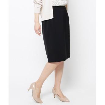 SOFUOL(ソフール) ステファニーツイル膝丈タイトスカート