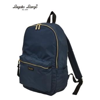 Legato Largo(レガートラルゴ)はっ水11ポケットリュック(A4対応) リュック・バックパック・ナップサック, Bags