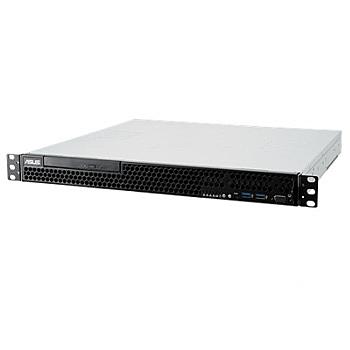 華碩 RS100-E10-PI2 機架式1U入門伺服器【Intel Xeon E-2234 / 8G DDR4 ECC / 350W 80+Gold / 三年保】