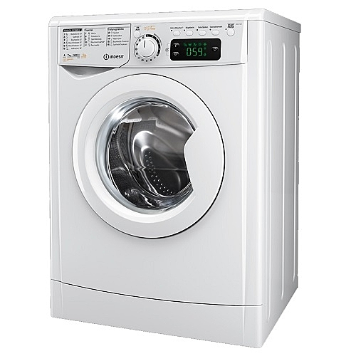 義大利 INDESIT EWDE751680 三機一體洗脫烘 鈦合金內槽歐盟A級認證【得意家電】