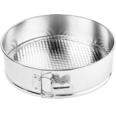 《GHIDINI》7吋格紋扣環蛋糕模(圓)