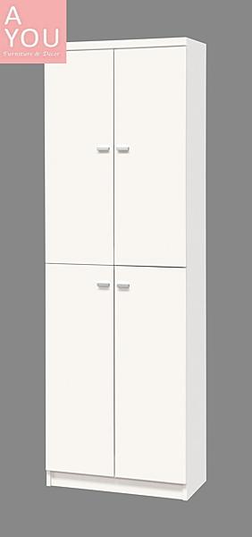 米洛斯2尺玄關鞋櫃(大台北地區免運費)【阿玉的家2020】