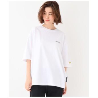 MARK GONZALES マークゴンザレス 別注 BIG バックプリント 半袖 Tシャツ
