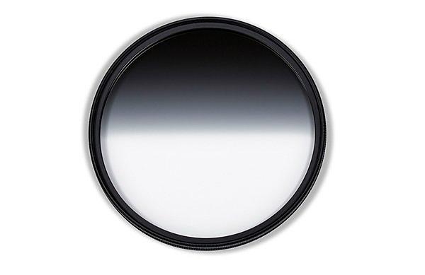 【補貨中】H&Y GND1.2(ND16) 67mm 圓形漸層減光鏡 無色偏抗水防油漬雙面真空鍍膜