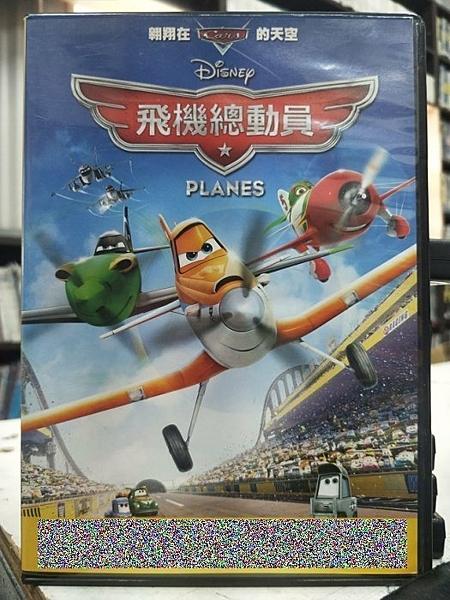 挖寶二手片-B14-正版DVD-動畫【飛機總動員】-迪士尼 國英發音(直購價)