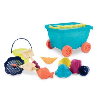 B.Toys  挖挖兵拉拉車