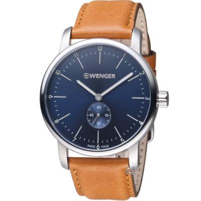 瑞士威戈 WENGER Urban 都會系列時尚男錶 01.1741.103 42mm