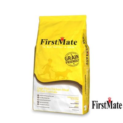 第一饗宴 優穀健康 非籠養雞 燕麥全犬2.3kg FirstMate WDJ 單一蛋白 狗飼料