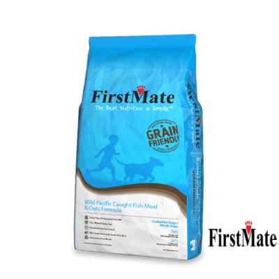 第一饗宴 優穀健康 野生海魚 燕麥全犬2.3kgFirstMate WDJ 單一蛋白 低GI 狗飼料