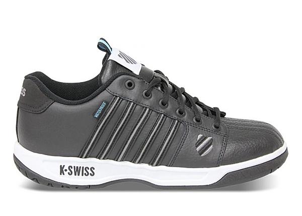 K-SWISS Eadall WP防水系列 老爹鞋 男 黑 06781-044