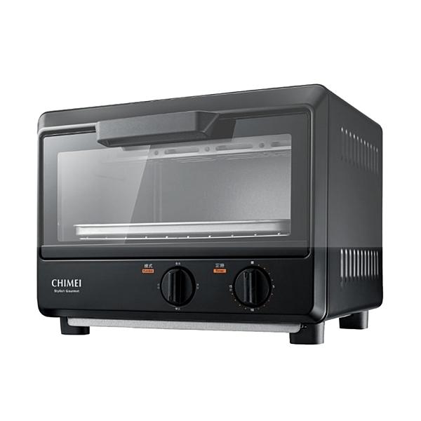 CHIMEI奇美 10公升遠紅外線蒸氣電烤箱 EV-10T0AK