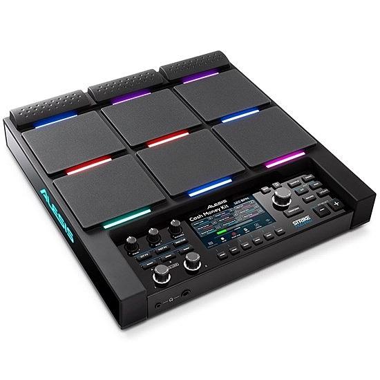 凱傑樂器 Alesis Strike Multipad 打擊板 (取樣打擊板) SPD