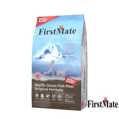 第一饗宴 無穀低敏 野生海魚全犬小顆6.6kg FirstMate WDJ 單一蛋白 低GI 狗飼料