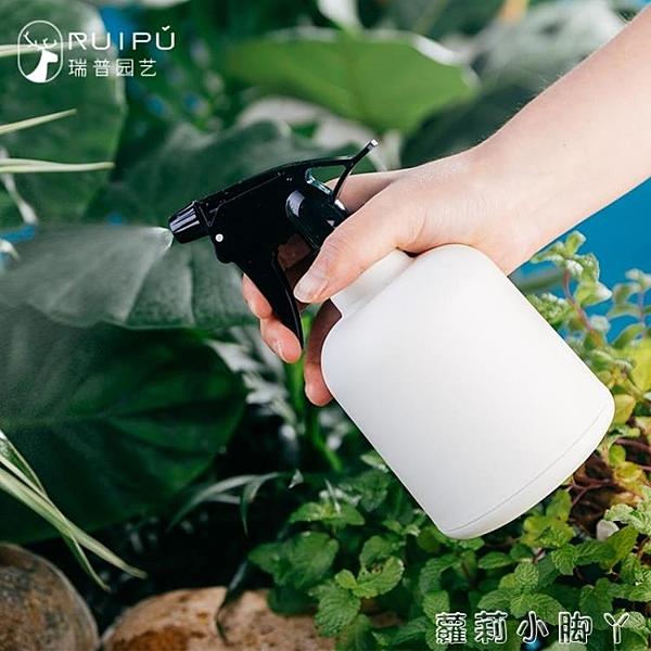 澆花噴壺家用綠植園藝噴水壺多肉澆水壺氣壓式噴霧瓶灑水淋花工具 蘿莉小腳丫