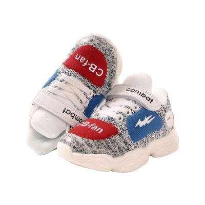 魔法Baby 童 輕量透氣飛織運動休閒鞋 sd7193