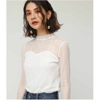 BASIC LACE TOPS
