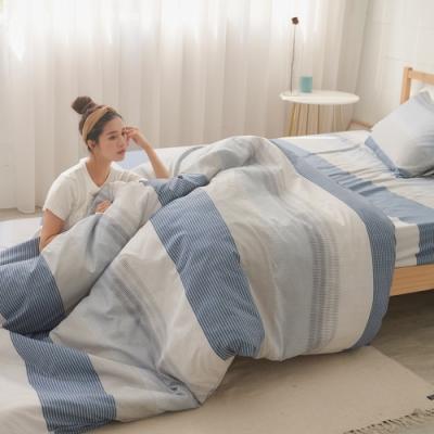 BUHO 單人二件式床包枕套組(北歐假期)