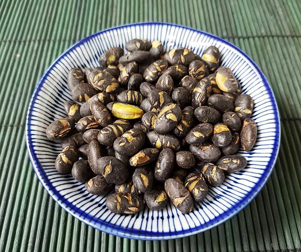 【佳瑞發‧青仁黑豆/大包裝】 無添加的自然養生零食, 自然界中的維骨力。純素
