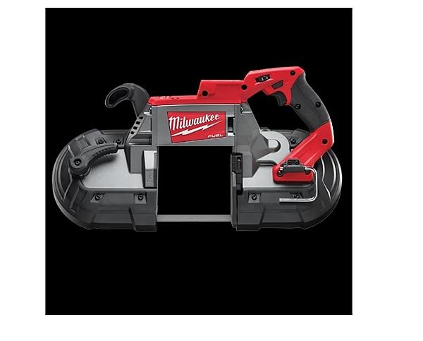 [ 家事達 ]Milwaukee 米沃奇 18V鋰電 無碳刷 帶鋸機 特價