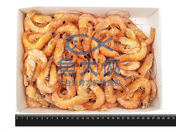 1B4A【魚大俠】SP024特鮮80/100熟白蝦(1.2kg/盒)#熟熟熟