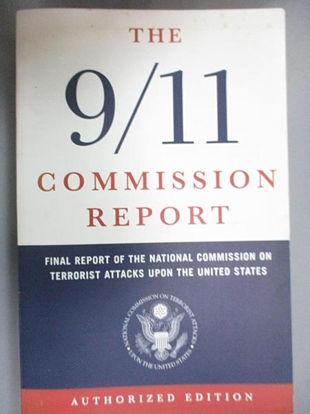 【書寶二手書T9/社會_CE9】9/11 Commission Report: Final Report of the…