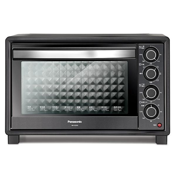 國際 Panasonic 32公升雙溫控電烤箱 NB-H3203