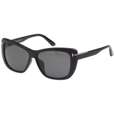 TOM FORD 太陽眼鏡 黑色 TF434