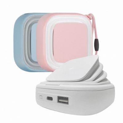 MiPOW POPCandle 10000mAh 無線充電+PD雙向快充 趣味多功能行動電源