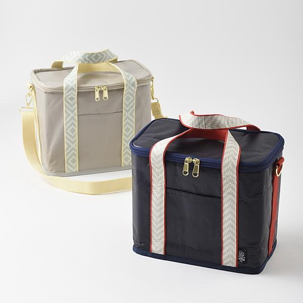 【日本BRUNO】 野趣保溫保冷小型午餐袋(共2色)BHK153 經銷商 公司貨