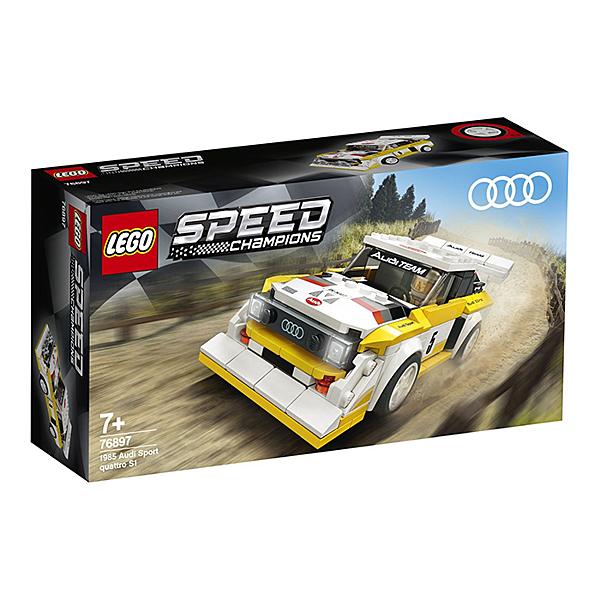 樂高 LEGO Speed Champions系列 LT76897 1985 Audi