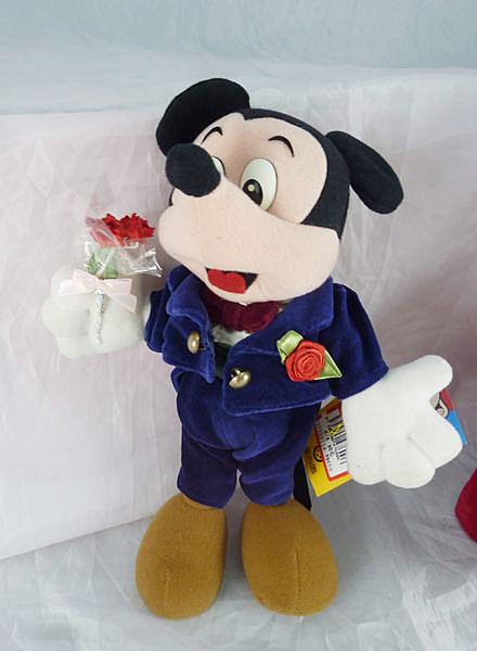 【震撼精品百貨】Micky Mouse_米奇/米妮 ~娃娃-西裝 米奇-47600