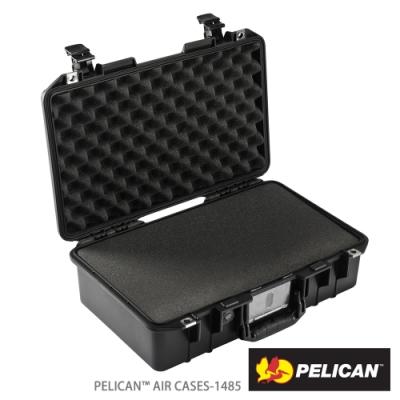 美國 PELICAN 1485Air 超輕氣密箱-含泡棉(黑)