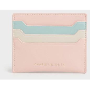【2020 SPRING】マルチスロット カードホルダー / Multi-Slot Card Holder (Light Pink)