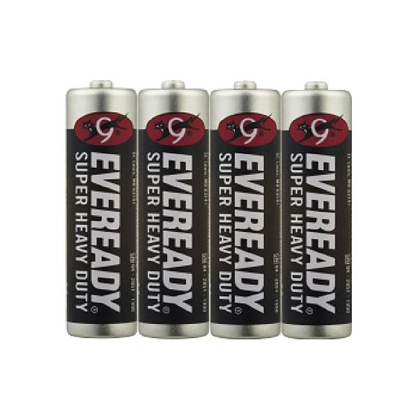 【永備】碳鋅電池3號4入