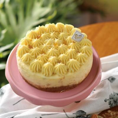 食感旅程Palatability 柚香乳酪蛋糕(6吋)