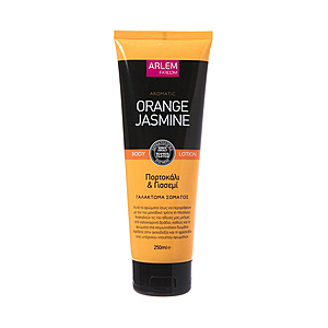 【ARLEM】甜橙茉莉滋潤香氛身體乳