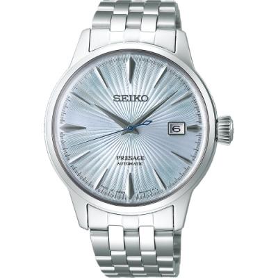 SEIKO  Presage 調酒師系列機械腕錶  SRPE19J1