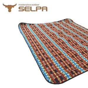 【韓國SELPA】戶外防水處理特色野餐墊(兩色任選)漂流風