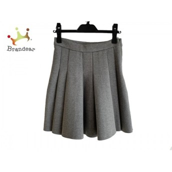 アレキサンダーワン TbyALEXANDER WANG スカート サイズS レディース 新品同様 グレー 新着 20200304
