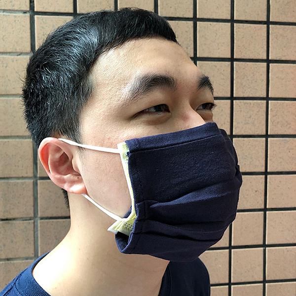 [現貨] 台灣製造 mit 口罩套 口罩 重複使用 可清洗 成人款 大人款 環保且延長口罩壽命【QMD002】