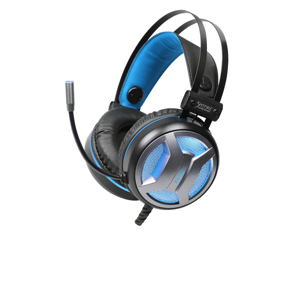 FOXXRAY 噴火響狐USB電競耳機麥克風 FXR-SAV-09
