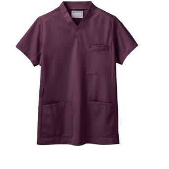 MONTBLANC 72-615 スクラブ(半袖)(男女兼用) ナースウェア・白衣・介護ウェア, Lab coat