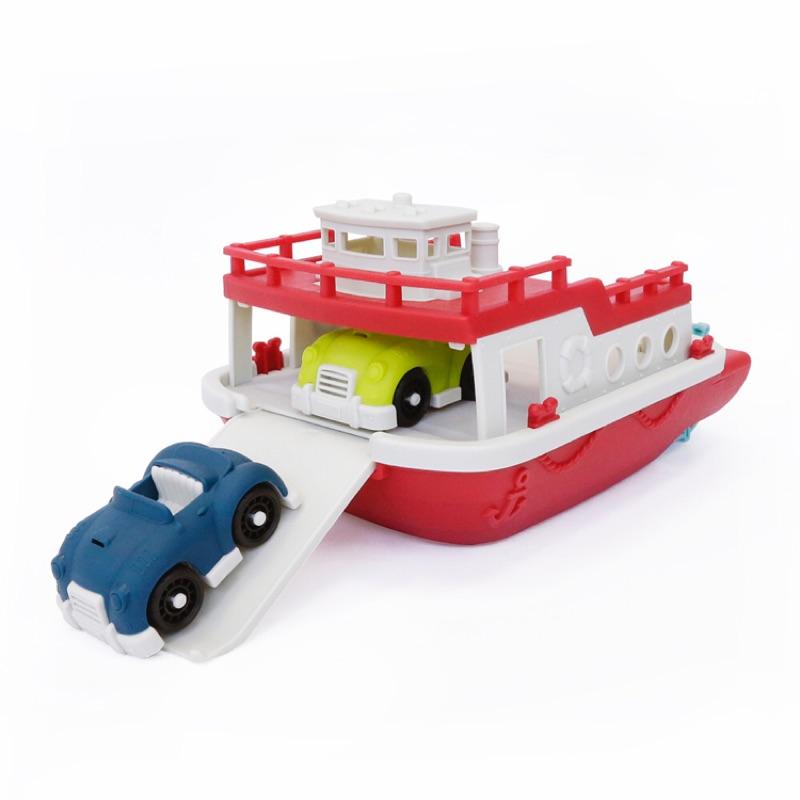 B.Toys 排隊搭渡輪