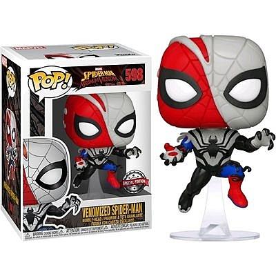 【 Funko 】 POP! 漫威系列 Max 猛毒 蜘蛛人 / JOYBUS玩具百貨