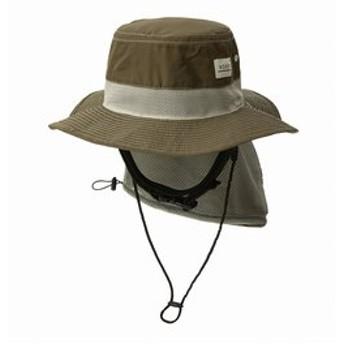 【クイックシルバー:スポーツ】【ROXY ロキシー 公式通販】ロキシー(ROXY)日焼け防止 ハット 撥水 UPF50+ UV WATER CAMP HAT
