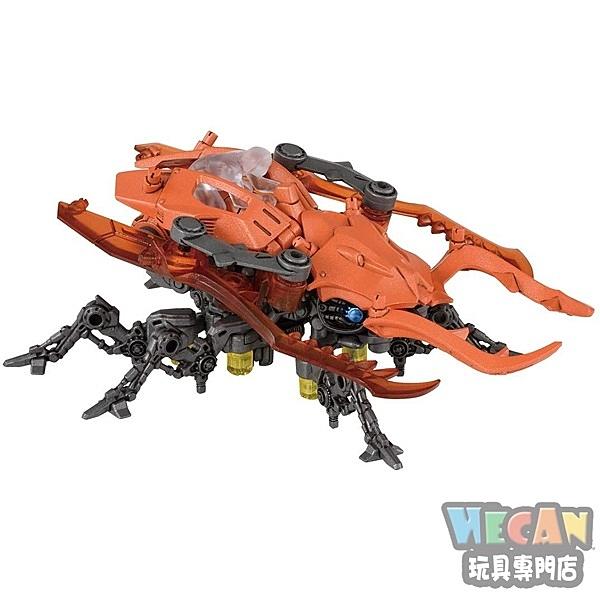 洛伊德 機獸新世紀 ZOIDS WILD ZW37 超利刃鍬形蟲 (需自行組裝) 59697
