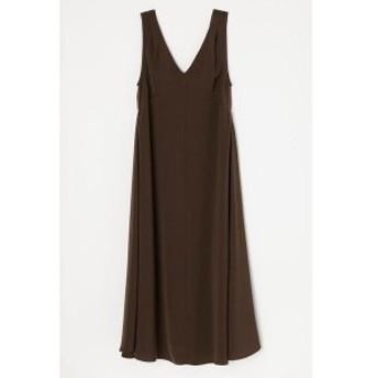 マウジー(MOUSSY)/SLEEVELESS DRAPY ドレス